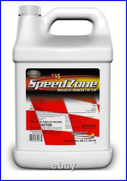SpeedZone Broadleaf Lawn Weed Killer Concentrate 1 Gallon