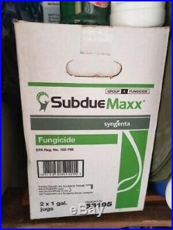 Subdue Maxx Fungicide 1 Gallon