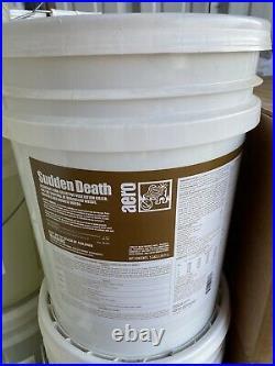 Sudden Death Diquat Aquatic Weed Killer Herbicide 5 Gallon Pail Free Shipping