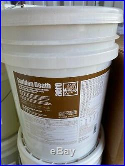 Sudden Death Nonselective Aquatic Weed Killer Herbicide Diquat Dibromide 5 Gal