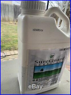 Sureguard Herbicide Longest Residual Herbicide On The Market 2.5 Pounds