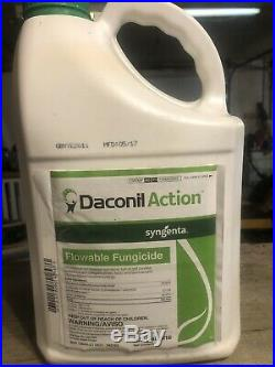 Syngenta Daconil Action Flowable Fungicide (2.5 Gals) For Commercial Turf-grass