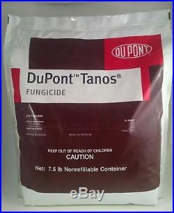 Tanos Fungicide 7.5 Pounds