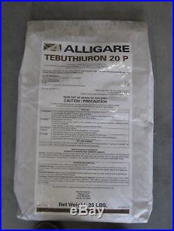 Tebuthiuron 20P Herbicide (25 Pounds) Pellet Brush Killer Replaces Spike 20P