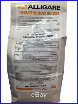 Tebuthiuron 80 WG Herbicide 4 Pounds