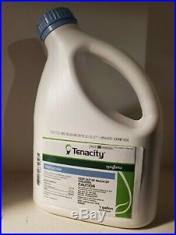 Tenacity Herbicide Syngenta 1 Gallon Brand New Unopened Crabgrass Clover Control