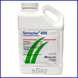 Terraclor 400 Ornamental Fungicide 1 Gal Pentachloronitrobenzene (PCNB) 40.0%