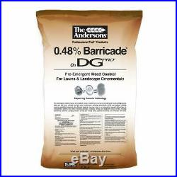 The Andersons Pro Turf Barricade Granular Pre-Emergent Weed Control 50lb