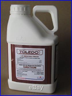 Toledo 3.6F Fungicide (2.5 Gallon) Tebuconazole 3.6F