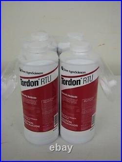 Tordon RTU Herbicide Cut Stump Killer 4 Quarts by Dow AgroSciences