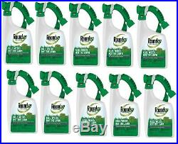 Total 320oz Quantity 10 -Roundup Southern 32 oz. Lawn Weed Killer Ready to Spray