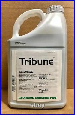 Tribune Herbicide 2.5 gallons 37.3% Diquat dibromide (Same As Reward Herbicide)