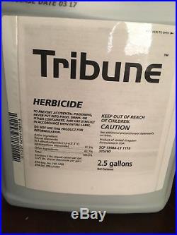 Tribune Herbicide 2.5 gallons 37% Diquat dibromide