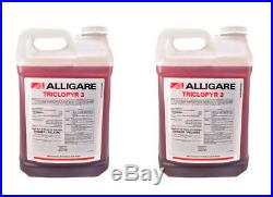 Triclopyr 3 Herbicide 5 Gallons (2x2.5 gal) (Replaces Garlon 3A) by Alligare