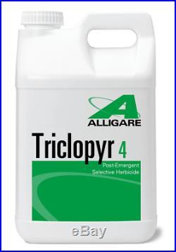 Triclopyr 4 Ec Compare To Garlon 4 And Remedy 1 Gallon