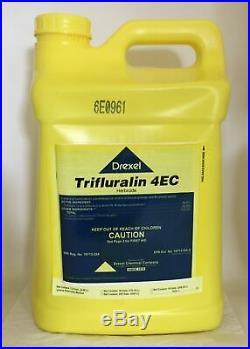 Trifluralin 4EC Herbicide 2.5 Gallons (Triflurex HFP, Treflan)