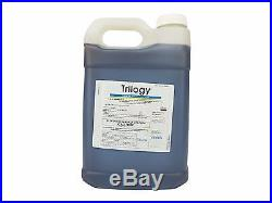 Trilogy 70% Neem Oil by Certis Fungicide/Miticide/Insecticide 2.5 Gallon