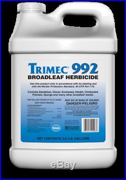 Trimec 992 (3 Way Herbicide) 2.5 Gallon