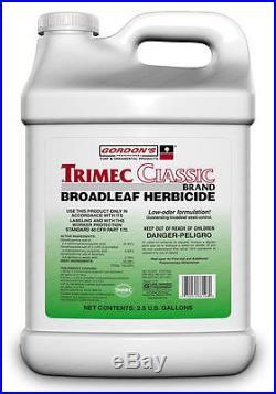 Trimec Classic Broadleaf Herbicide 2.5 Gallons