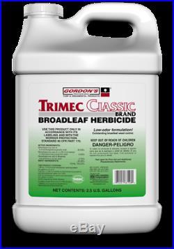 Trimec Classic Herbicide 2.5 Gallon