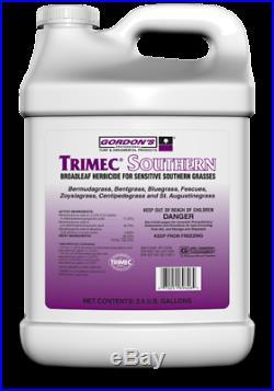 Trimec Southern Herbicide 2.5 Gallon