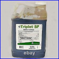 Triplet SF (3 Way Herbicide) 2.5 Gallon