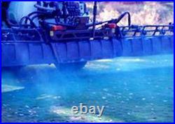 Turf Mark Blue Dye Spray Indicator 2.5 Gls For Herbicides Pesticides Termiticide