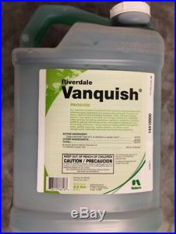 Vanquish Herbicide 2.5 Gallons (Same active ingredient as Clarity) by Nufarm