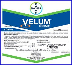 Velum Prime Fungicide (Fluopyram) (1 Gallon)