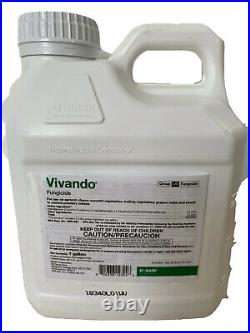 Vivando Fungicide (Metrafenone 25.20%) 1 Gallon