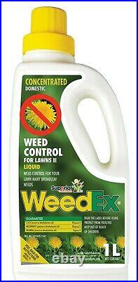 WEEDEX WEED CONTROL CONCENTRATE 1L Herbicide, Superior Control Products