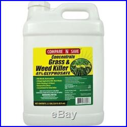 WEED AND GRASS KILLER Concentrate 41 Percent Glyphosate 2.5 Gallon Plant Control