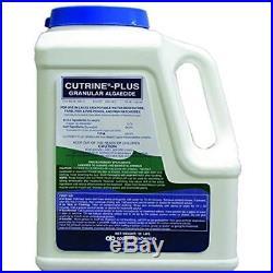 Water Treatment Cutrine-Plus Granular Algaecide Applied Biochemists Aquatic And