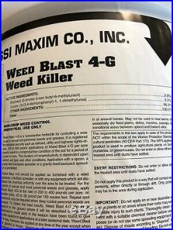 Weed Blast 4g Bare Ground Herbicide