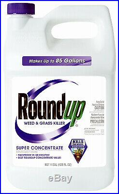 Weed & Grass Killer, 1-Gal. Super Concentrate