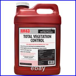 Weed Killer Prevent Concentrate 2.5 Gal Total Vegetation Control Lawn Glyphosate