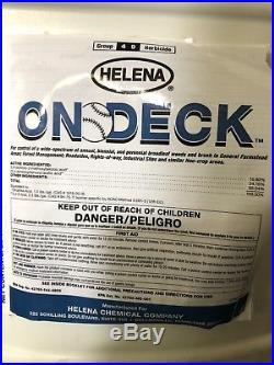 Weed killer Ondeck herbicide