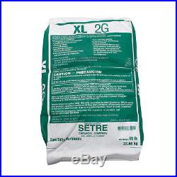 XL 2G Granules 50 lbs Pre-Emergent Granular Herbicide Benfluralin1% Oryzalin 1%